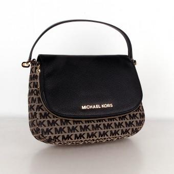 MICHAEL KORS Bedford Medium Flap XBody Damen Handtasche 35T9GBFL2L versch. Farbe