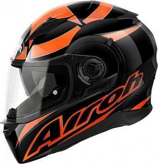 Airoh Movement Shot Helm (Orange,L (59/60))