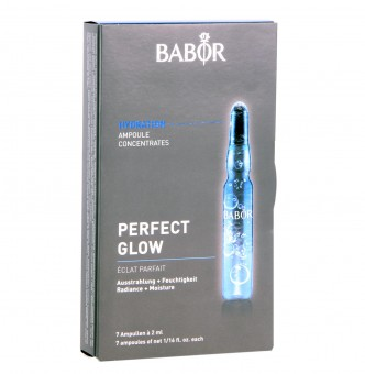 BABOR Perfect Glow Ampullen Ampoule Concentrates 7x 2ml - Hydration