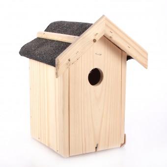 Nistkasten Vogelhaus Vogelhäuser BL20 Holz - Neu
