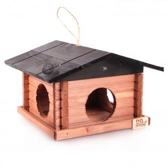 hochwertiges Vogelhaus Vogelhäuschen Vogelhäuser Sweden Style K172 D7 - Neu