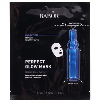 Babor Hydration Ampoule Concentrates Perfect Glow Mask - 1 Ampulle/Stück