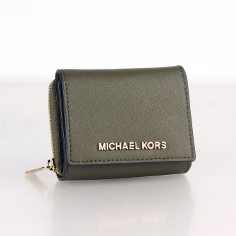 MICHAEL KORS Geldbörse Portemonnaie Wallet JET SET TRAVEL duffle 35H9GTVZ5L