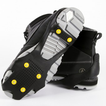 Schuh Spikes - Easy Fit Schuhspikes Eiskralle Schneekralle Gr. 38-48
