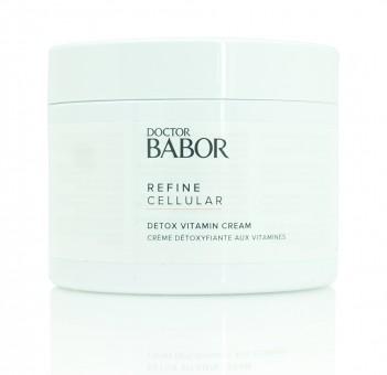 Doctor Babor Refine Cellular Detox Vitamin Cream Creme 200ml