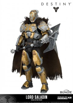 McFarlane Destiny Lord Saladin Actionfigur Deluxe 25cm