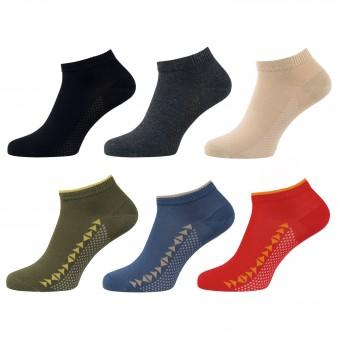 NUR DER 3|6|9|12 Air Comfort Sneaker Socken Strümpfe Herren Gr. 39-48