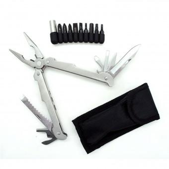 Universalwerkzeug mit 25 Funktionen inklsuvie Tasche