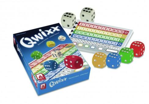 QWIXX Würfelspiel Spiel NSV 2-5 Spieler