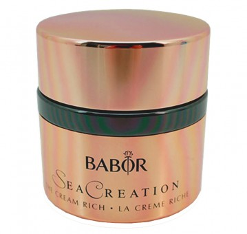 Babor SeaCreation Sea Creation The Cream Rich Creme NEU ohne OVP 50ml