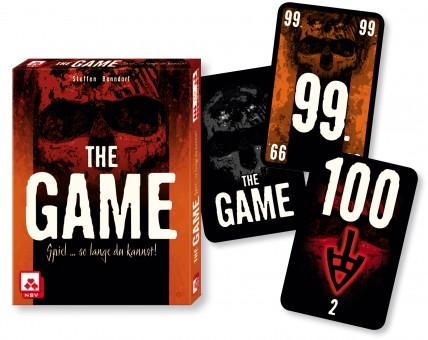 THE GAME Kartenspiel Spiel NSV 1-5 Spieler nominiert für Spiel des Jahres 2015