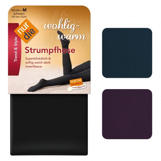 aixstore nur die trend style wohlig warm strumpfhose. Black Bedroom Furniture Sets. Home Design Ideas