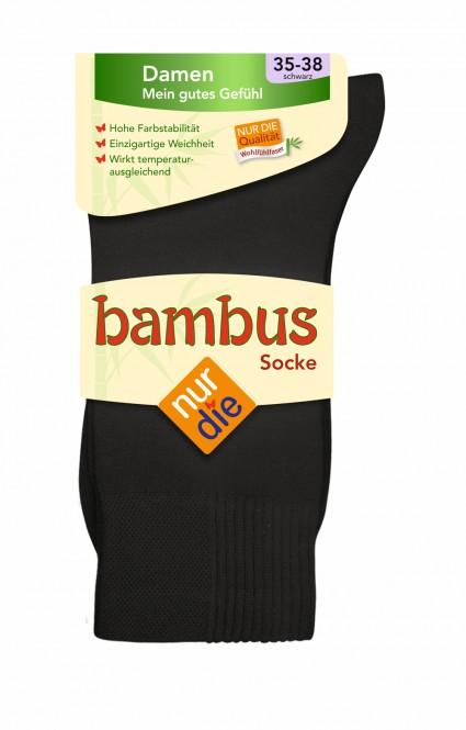aixstore nur die bambus damen socke mein gutes gef hl schwarz braun wei leinen maritim. Black Bedroom Furniture Sets. Home Design Ideas
